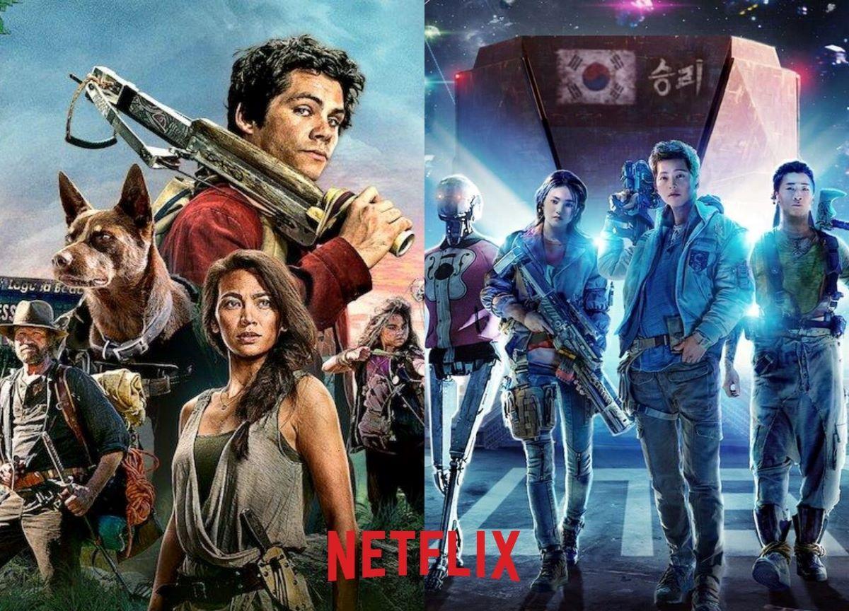 Netflix: 5 filmes de ficção científica para assistir no sábado