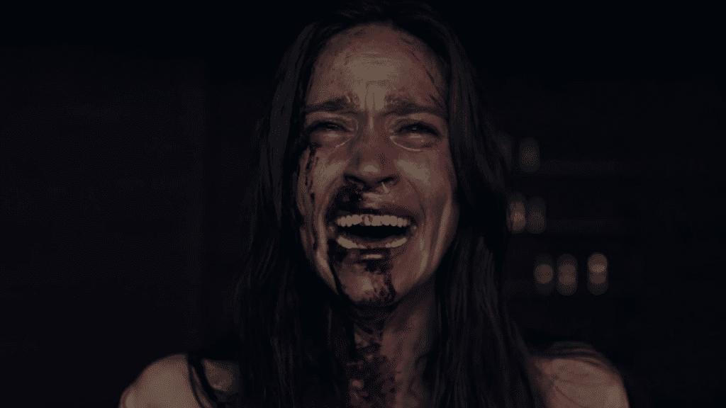 filme de terror netflix