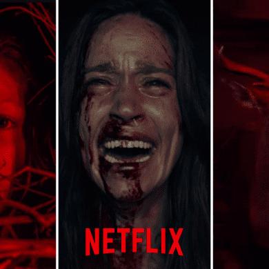 um clássico filme de terror netflix