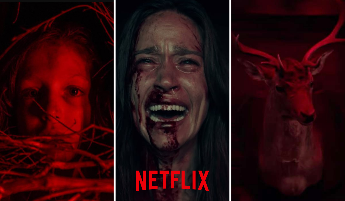 'Um Clássico Filme de Terror': conheça a nova produção italiana da Netflix
