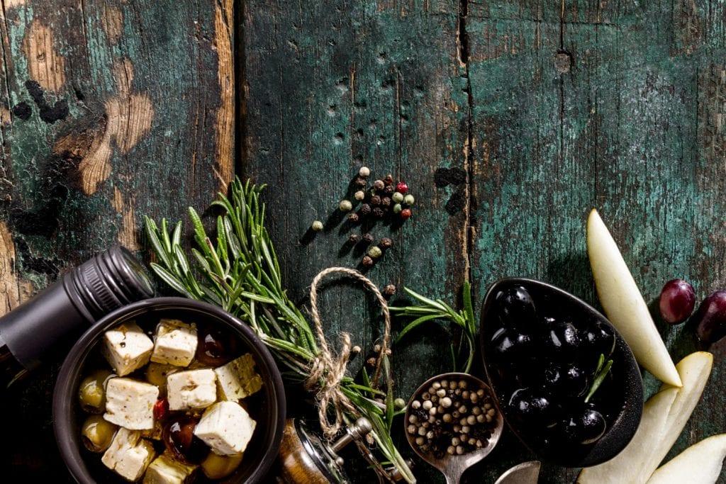 A Dieta do Mediterrâneo é ideal para quem deseja emagrecer rápido e de forma saudável.