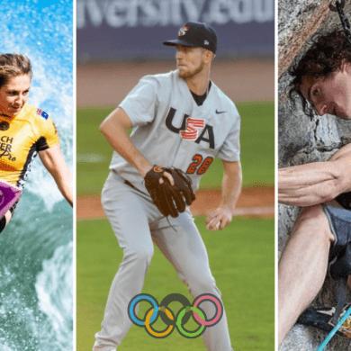 olimpíadas esportes
