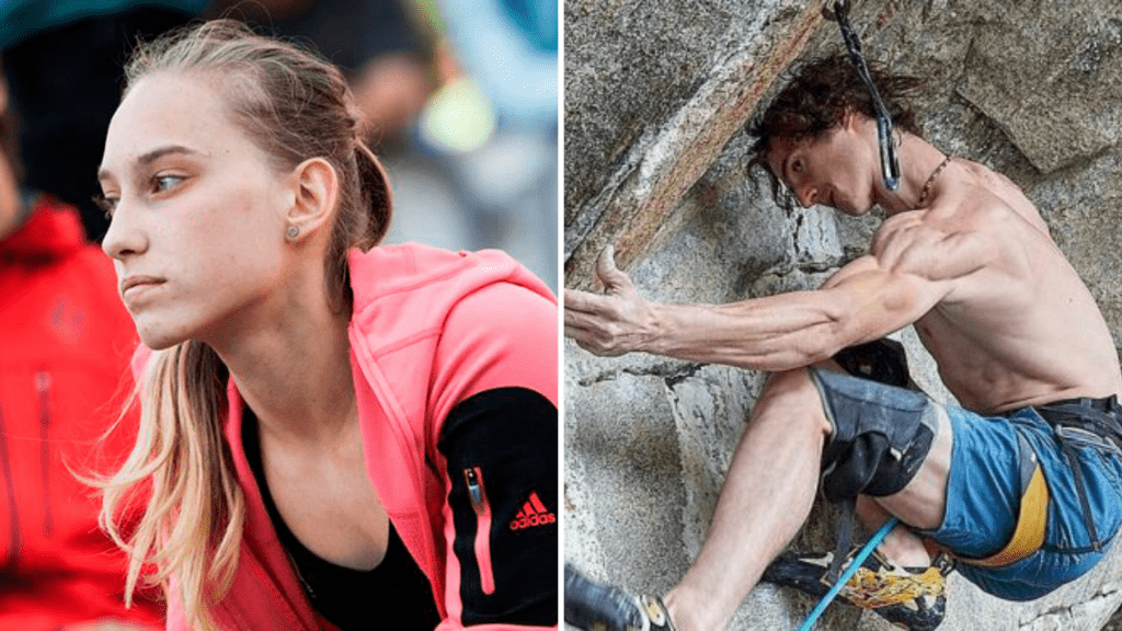 escalada esportiva jogos olimpícos