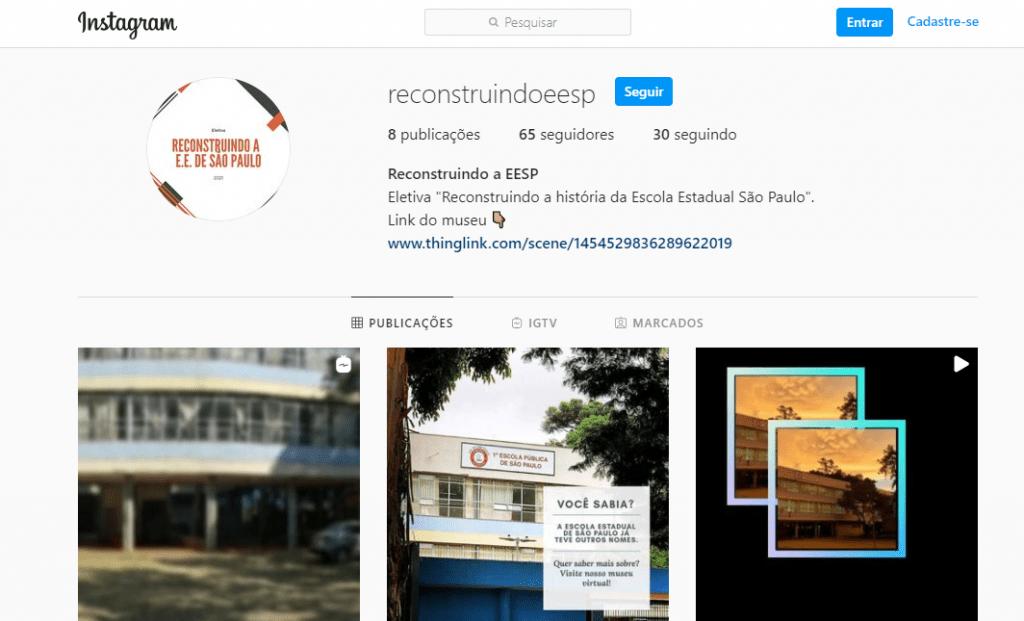 Escola Estadual de São Paulo