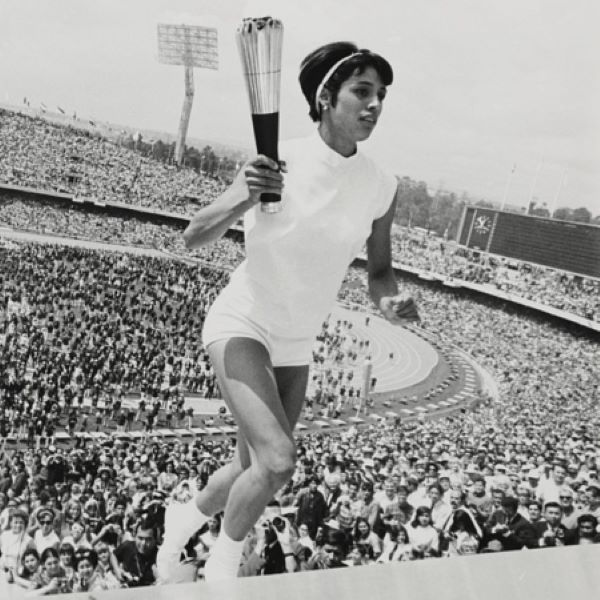 Enriqueta Basilio Olimpíadas