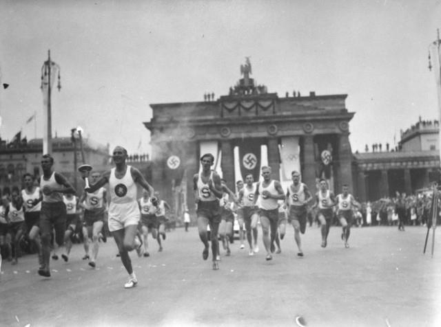 nazismo Olimpíadas