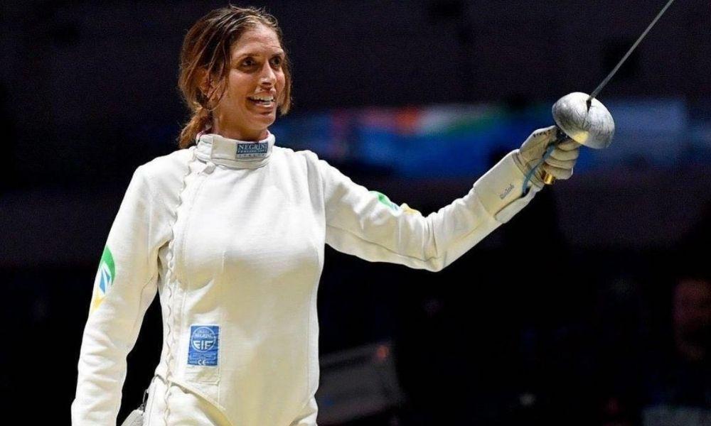 Moellhausen é a representante de uma das modalidades que o Brasil irá participar nas Olimpíadas 2021.