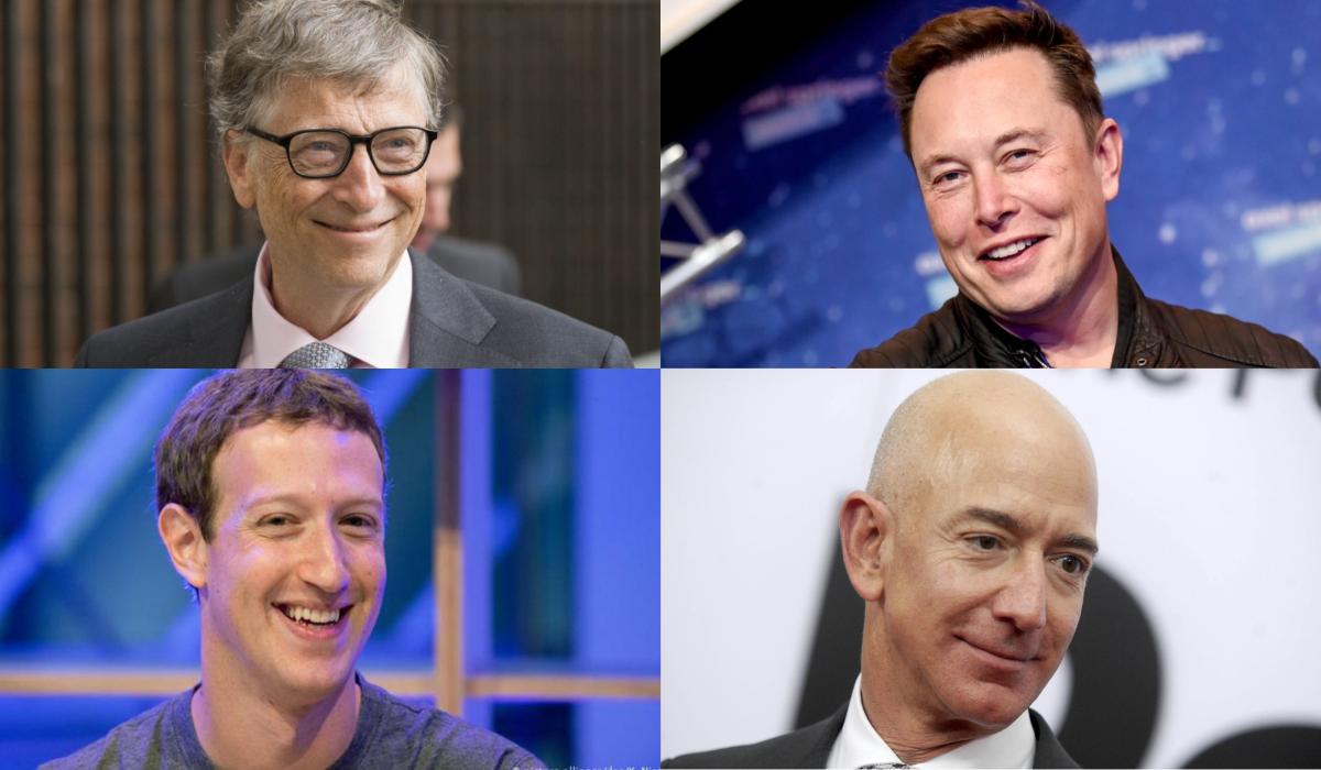 Jeff Bezos é o homem mais rico do mundo. Confira a lista