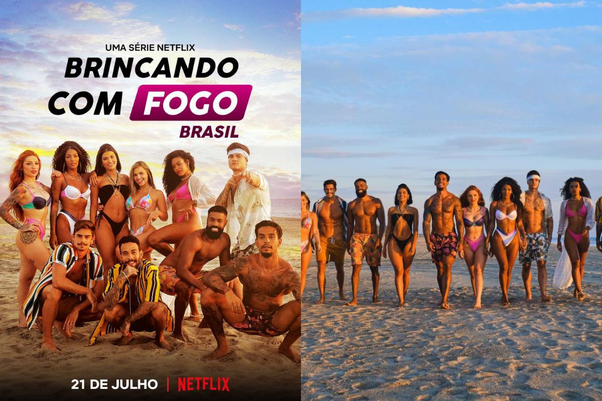 5 reality shows para quem está amando Brincando com Fogo da Netflix