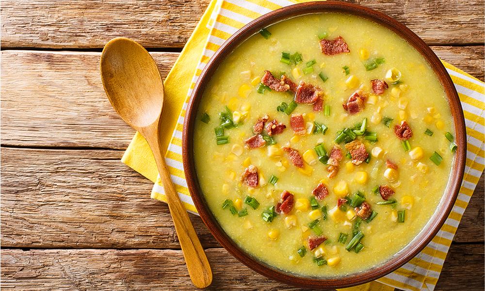 Alguns alimentos, como a sopa, ajudam a emagrecer no inverno.