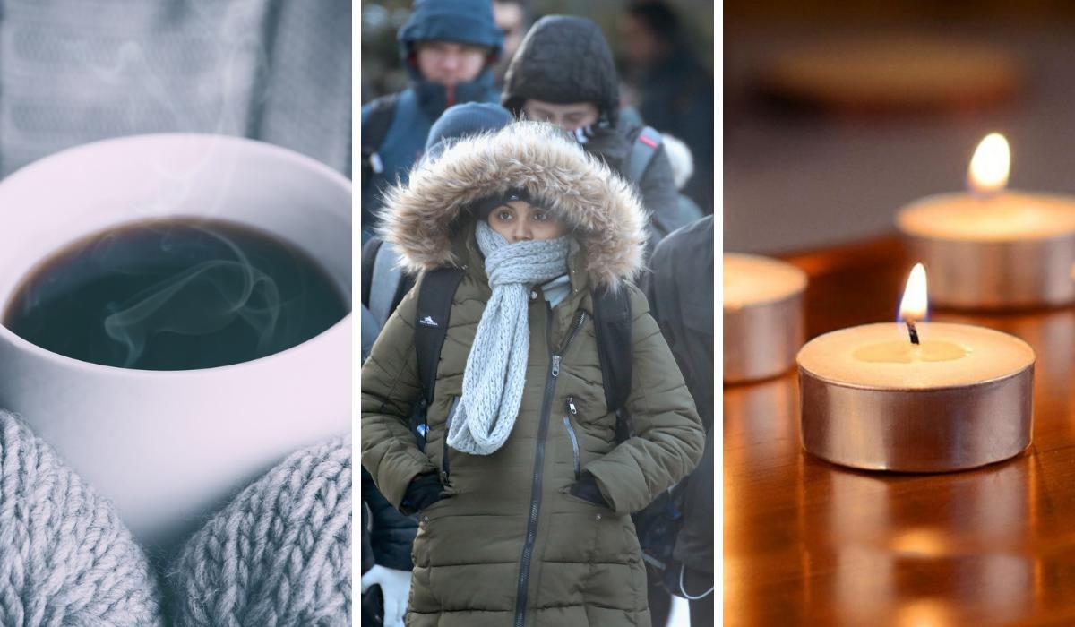 5 dicas de como se esquentar/ aquecer no frio intenso e extremo
