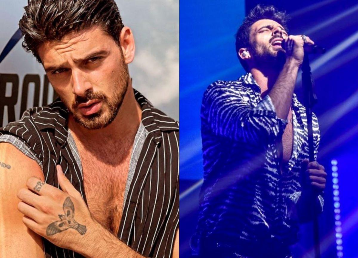 Michele Morrone celebra novo álbum e fãs esperam data de estreia