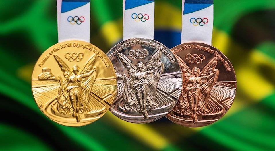 Confira a tabela diária de jogos das Olimpíadas 2021 para os dias 29, 30, 31 e 01 de agosto.