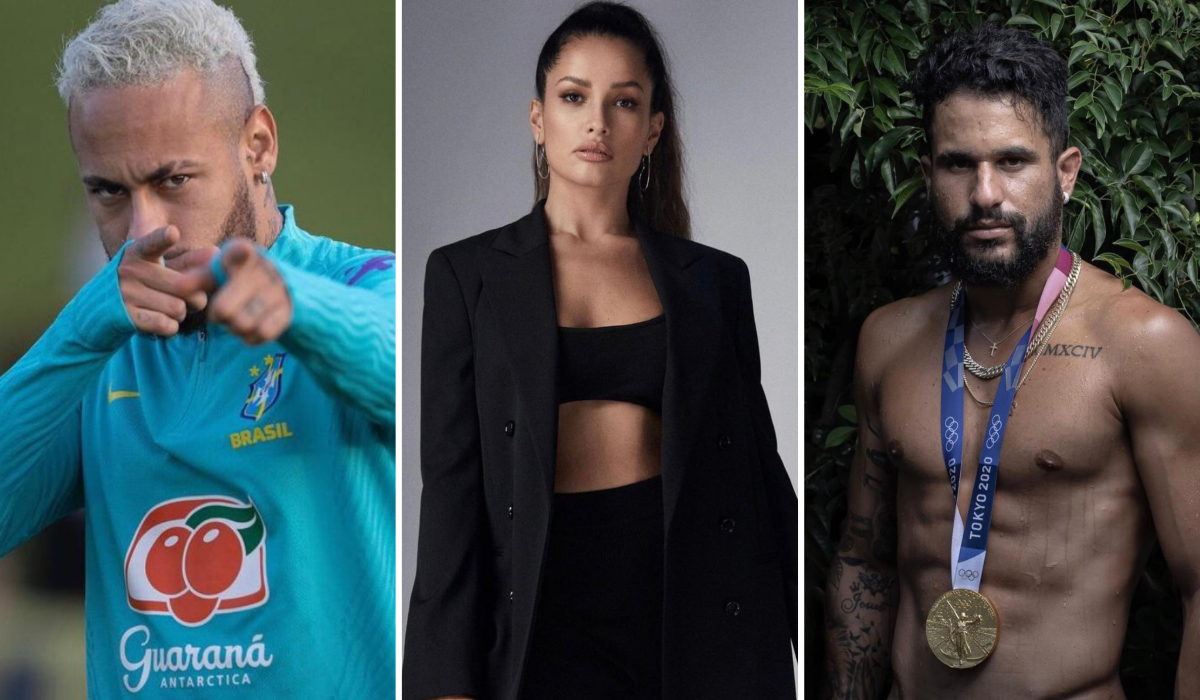 Neymar, Juliette e Ítalo Ferreira. Entenda a polêmica e o desfecho envolvendo os três famosos