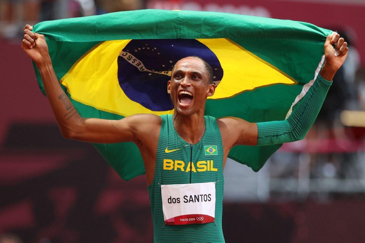 Olimpíadas 2021: O bronze sensacional de Alison dos Santos