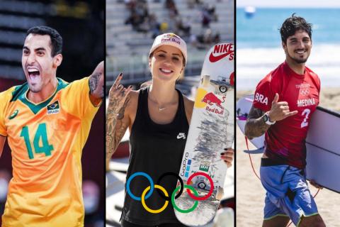 olimpíadas instagram