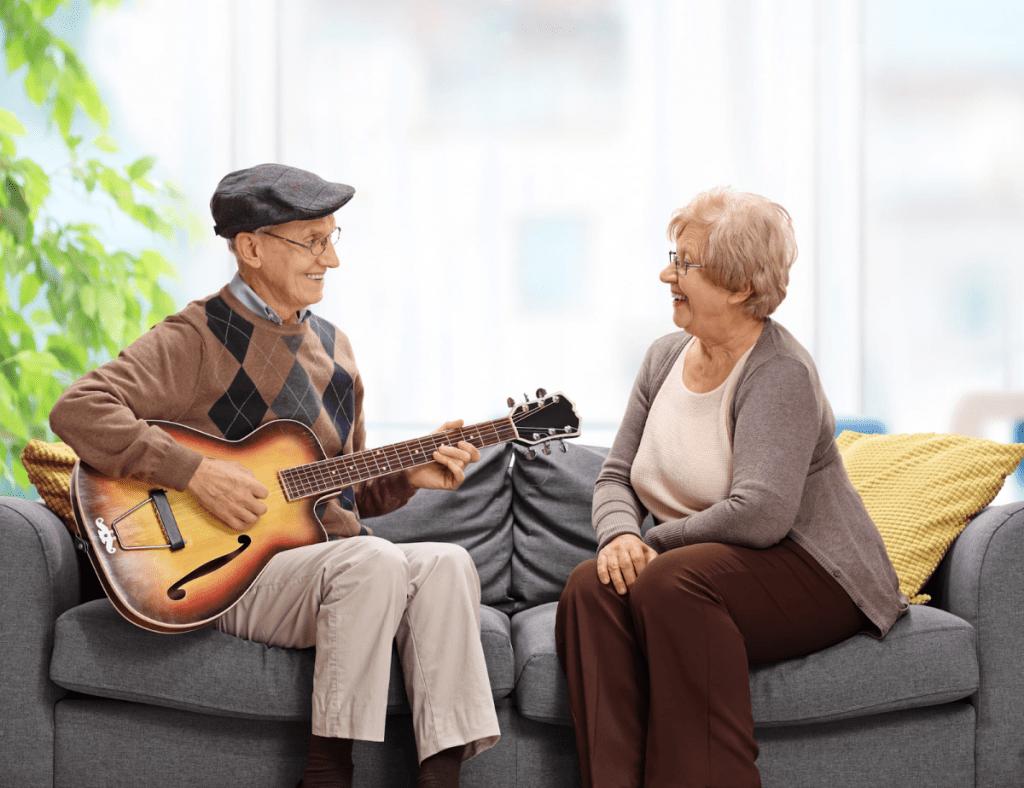 música Alzheimer