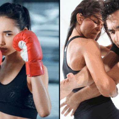 artes marciais mulheres