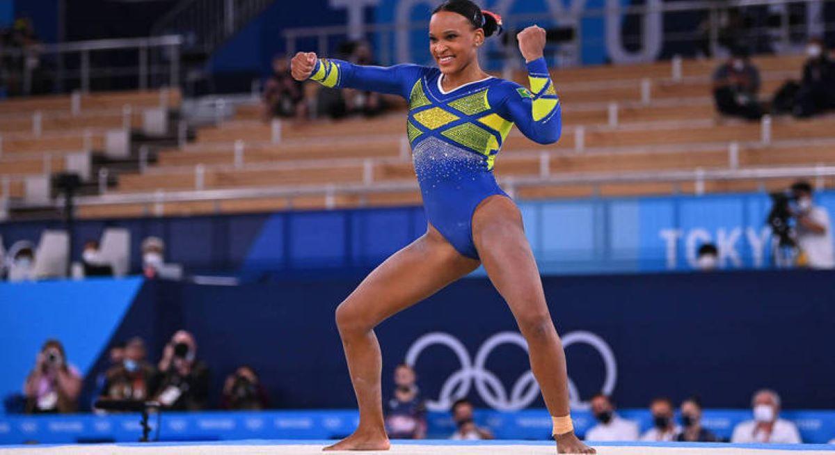 Olimpíadas: por que ginastas se apresentam com música e os homens não
