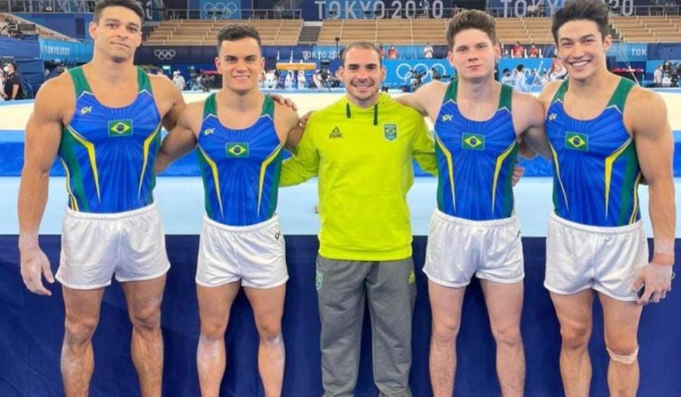 olimpíadas ginástica rítmica