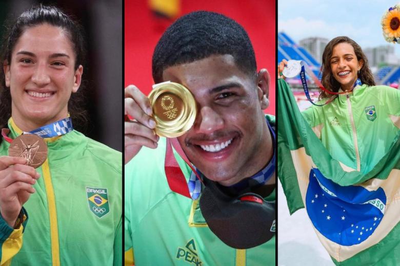 atletas olimpíadas