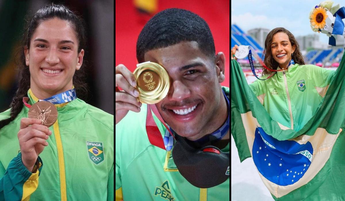 Olimpíadas 2021: Atletas brasileiros ganharão dinheiro pelas medalhas conquistadas. Confira os valores