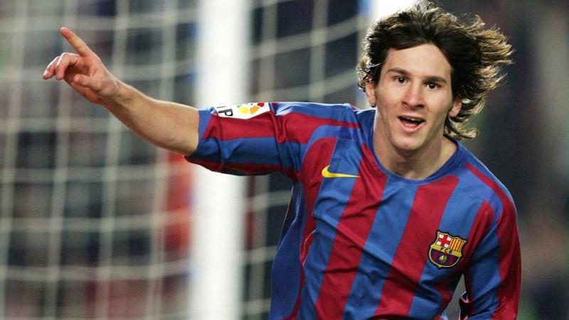 Messi Barcelona estreia