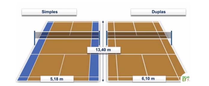 Partida de Badminton
