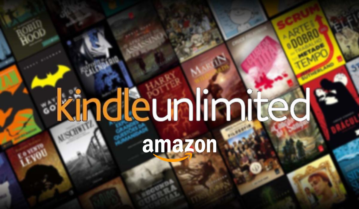 Amazon anuncia assinatura do Kindle Unlimited por R$ 1,99