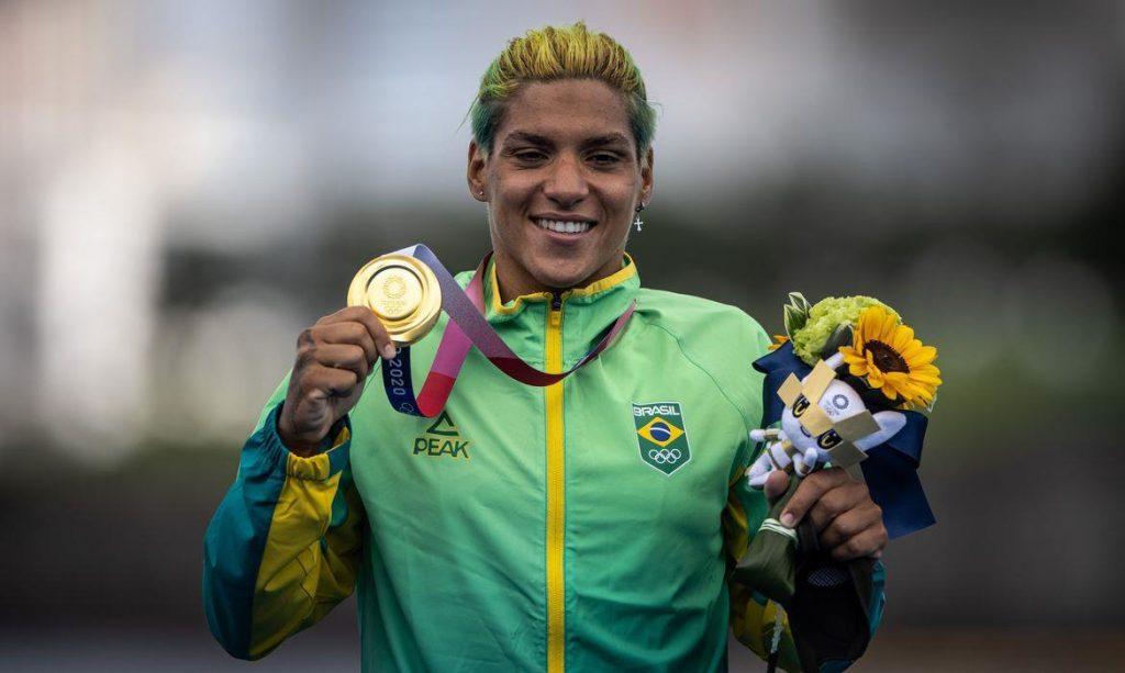 olimpíadas ouro