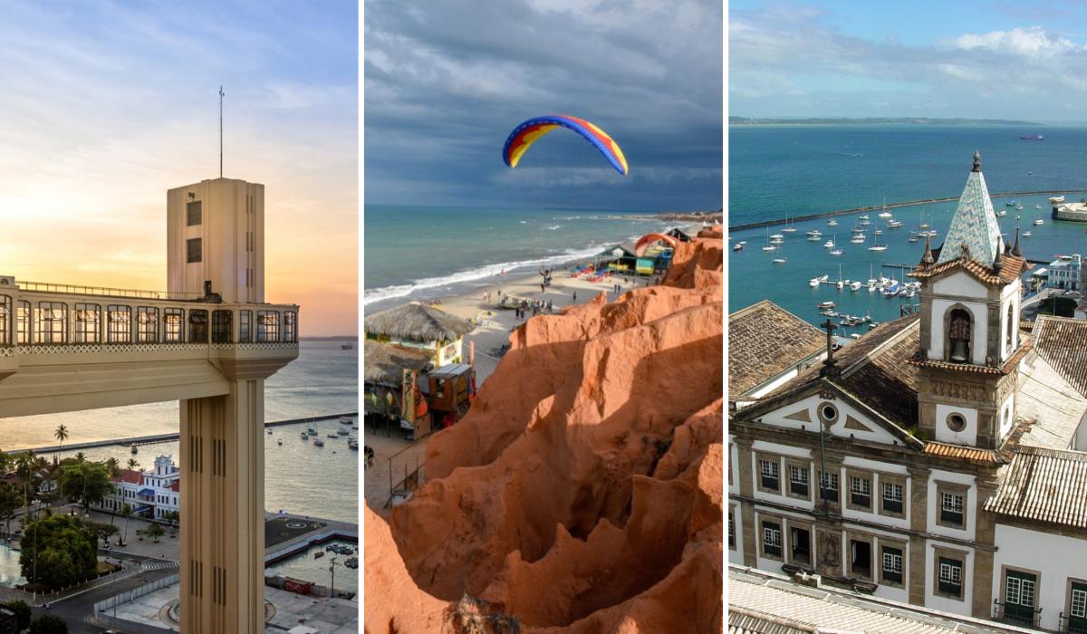 Conheça 7 cidades turísticas para conhecer no Nordeste