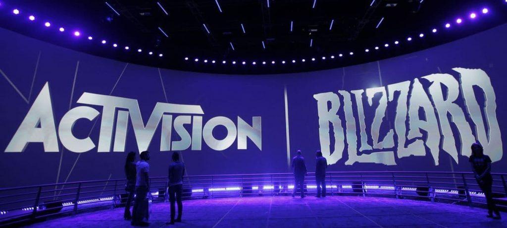 A Activision Blizzard está sendo processada após denúncias internas. | Foto: Reprodução.