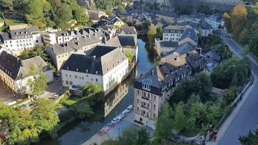 Luxemburgo, paraíso fiscal europeu.
