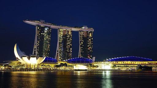 Singapura é um exemplo de paraíso fiscal.