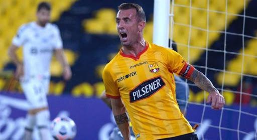 O Barcelona, time equatoriano, é um dos semifinalistas da Libertadores.