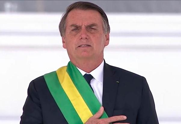 Bolsonaro afirmou que iria acabar com as reeleições para presidente.