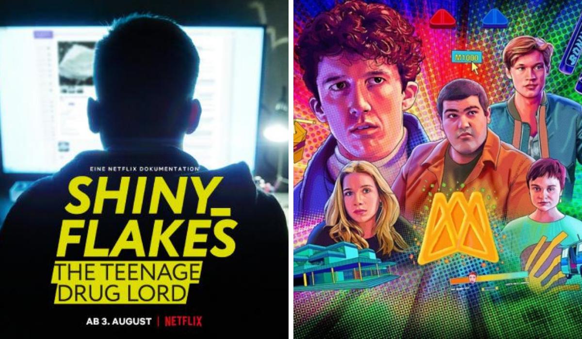 Netflix: Shiny_Flakes é a inspiração da série Como vender drogas online (rápido)