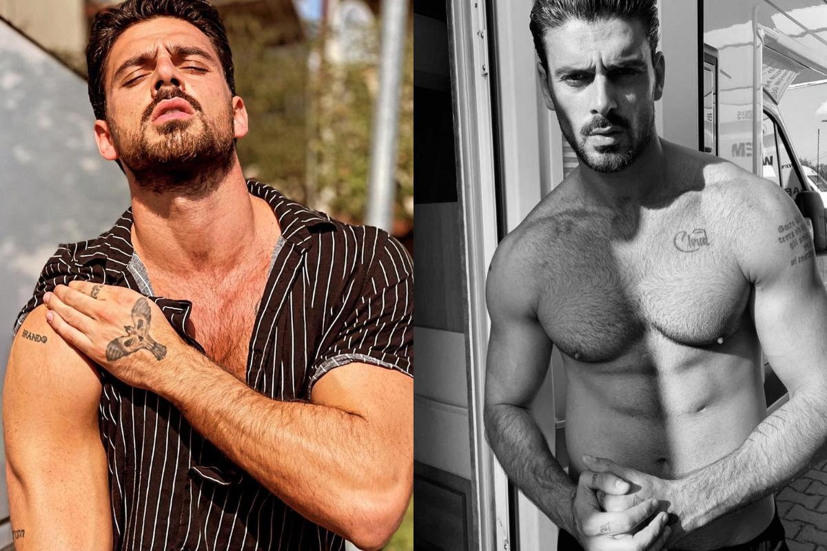 Michele Morrone posta vídeo e web reage a aparência do ator; Veja!