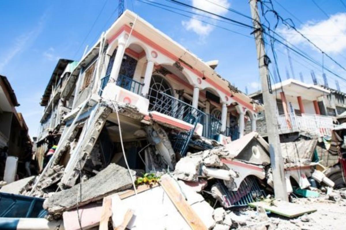 Por quais razões ocorrem tantos terremotos no Haiti?