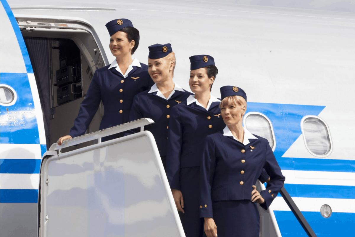 4 curiosidades que você precisa conhecer sobre uma aeromoça