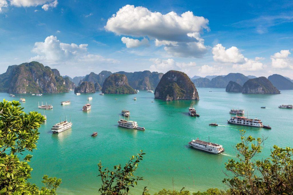 A capital de Laos é repleta de paisagens de tirar o fôlego.