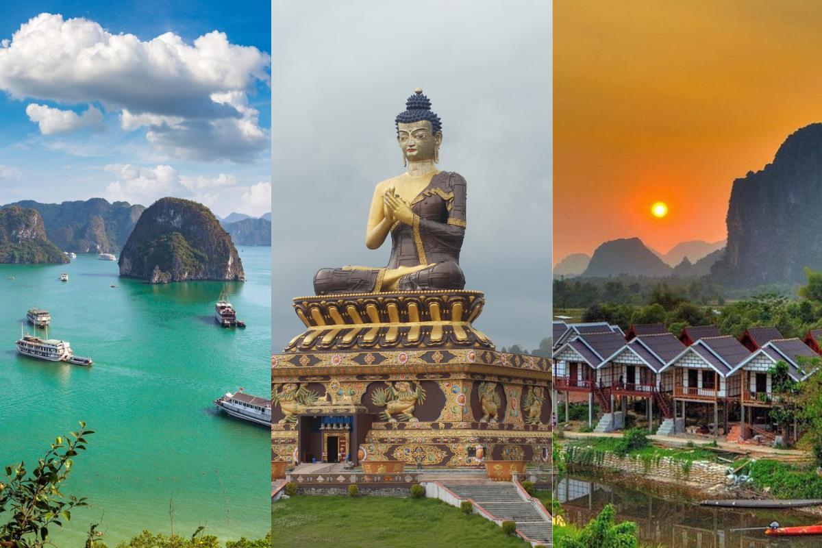 As 5 paisagens mais bonitas da República Democrática Popular do Laos