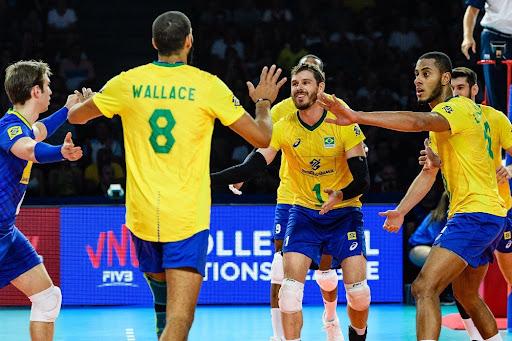 A seleção brasileira de vôlei masculino fará sua estreia no Sul-Americano.