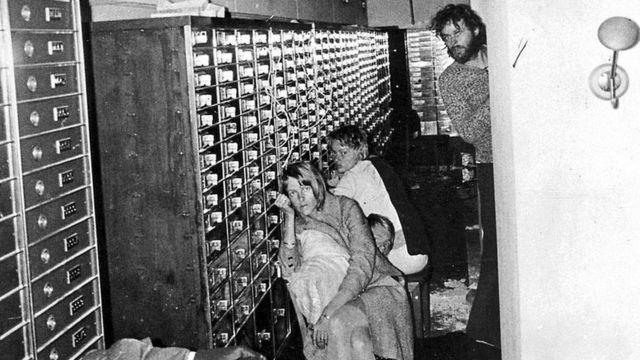 As primeiras vítimas conhecidas da Síndrome de Estocolmo.