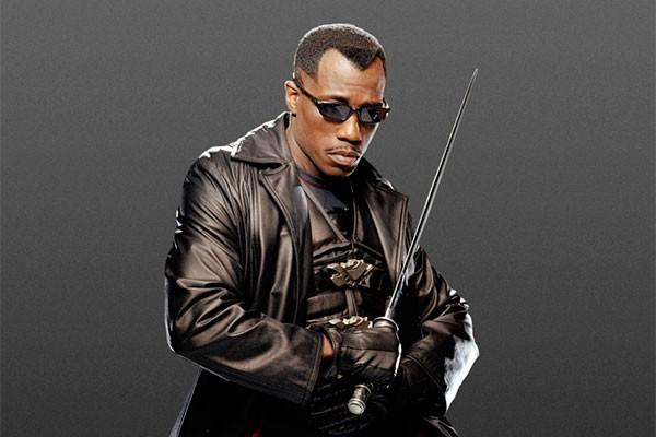 Blade, filme sobre vampiro da Marvel.