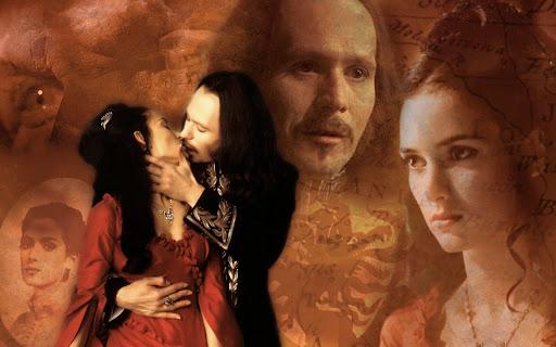 Drácula de Bram Stoker, filme baseado em uma das obras clássicas de vampiros.