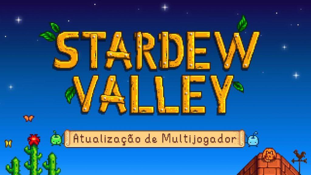 Stardew Valley, jogo para Nintendo Switch.