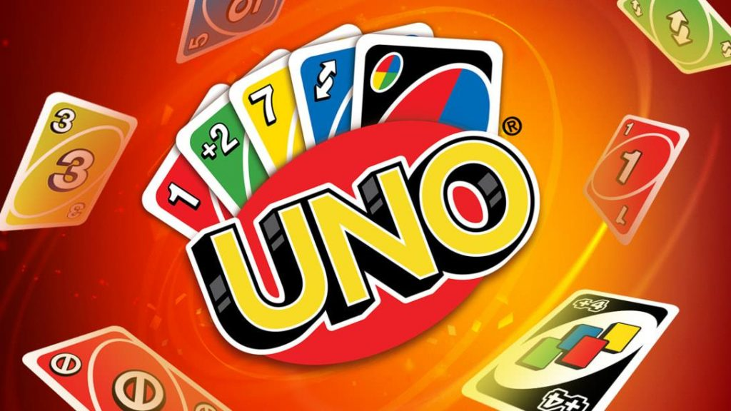 A Nintendo possui sua própria versão de UNO.