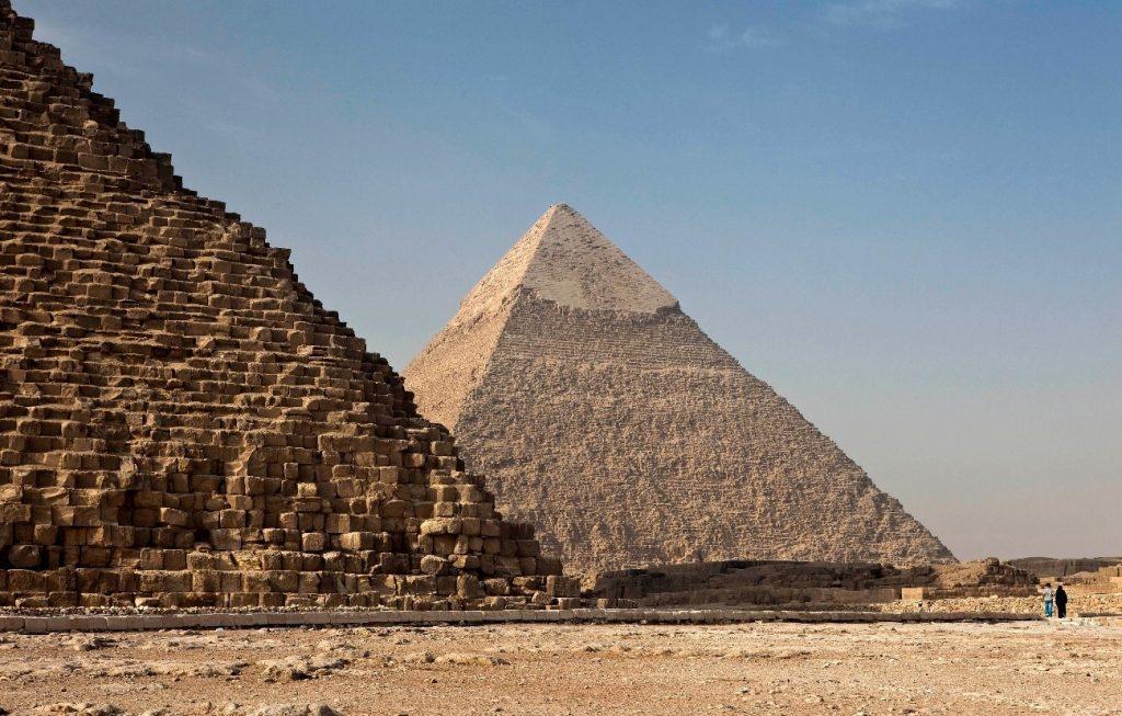 O Egito é um dos países mais populares da África.