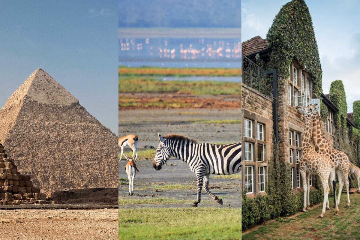 Os 5 países para se conhecer em uma viagem à África